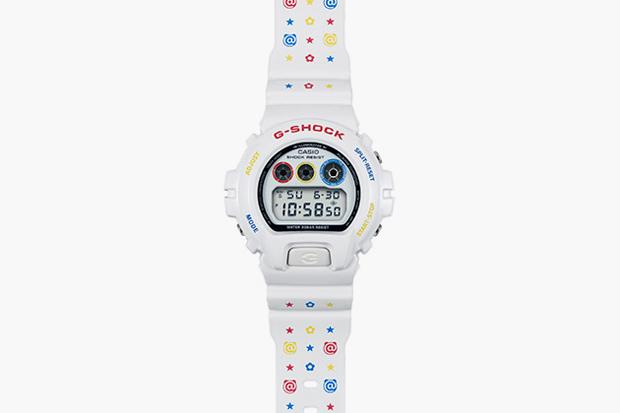 Medicom Toy x Casio G-Shock DW-6900 Preview