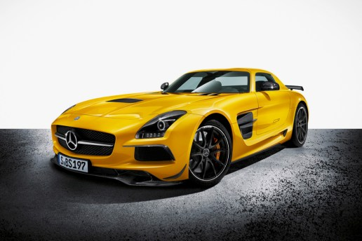 Mercedes-Benz Unveils the 2014MY SLS AMG Black Series