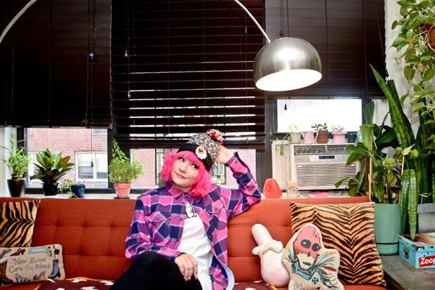 Mishka Holiday 2012 Lookbook Photographed by Brook Bobbins