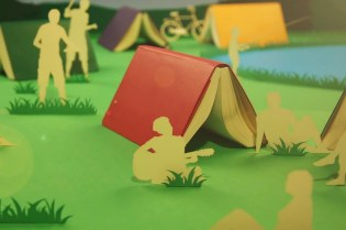 Moleskine Introduces Its Newest Lineup of Colors in This Stop-Motion Video