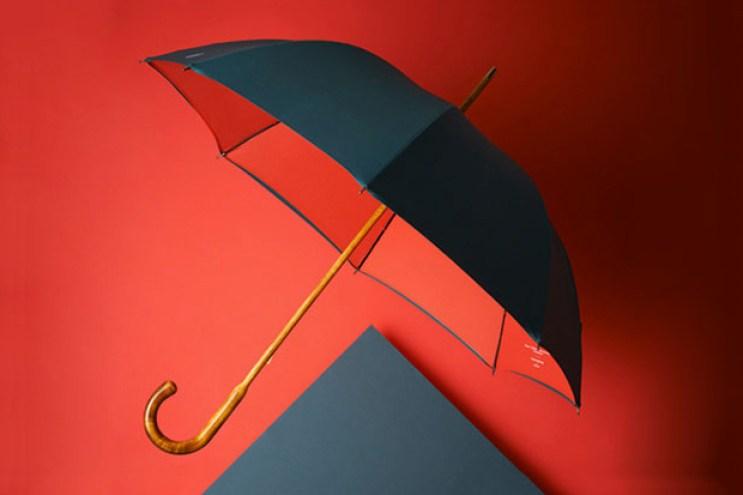 Monocle x London Undercover Umbrella