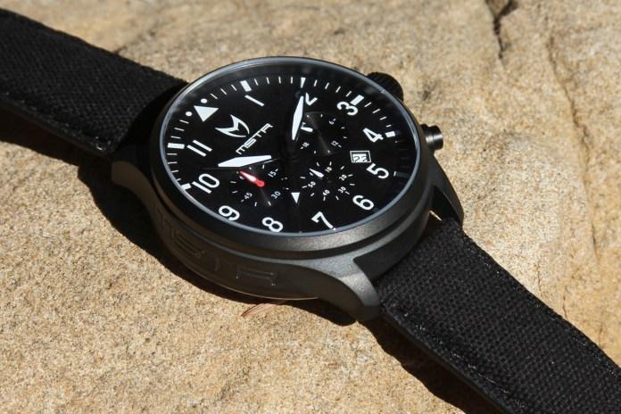 MSTR Aviator Black/Black