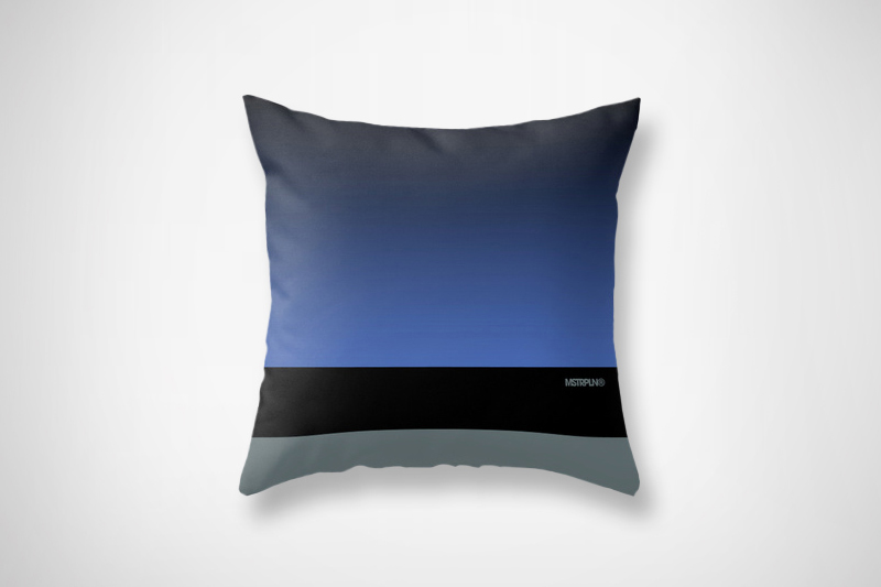mstrpln minimal sneaker project throw pillows