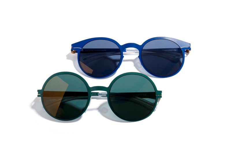 mykita 2013 spring summer decades sunglasses