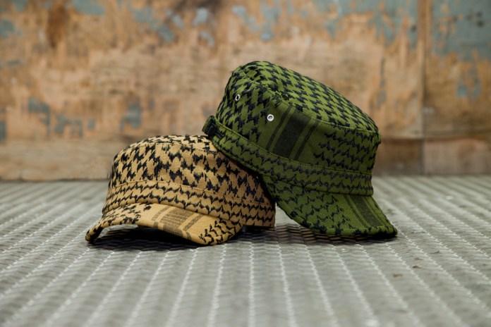 N.S.B.Q. 2012 Fall/Winter Knitted Military Cap