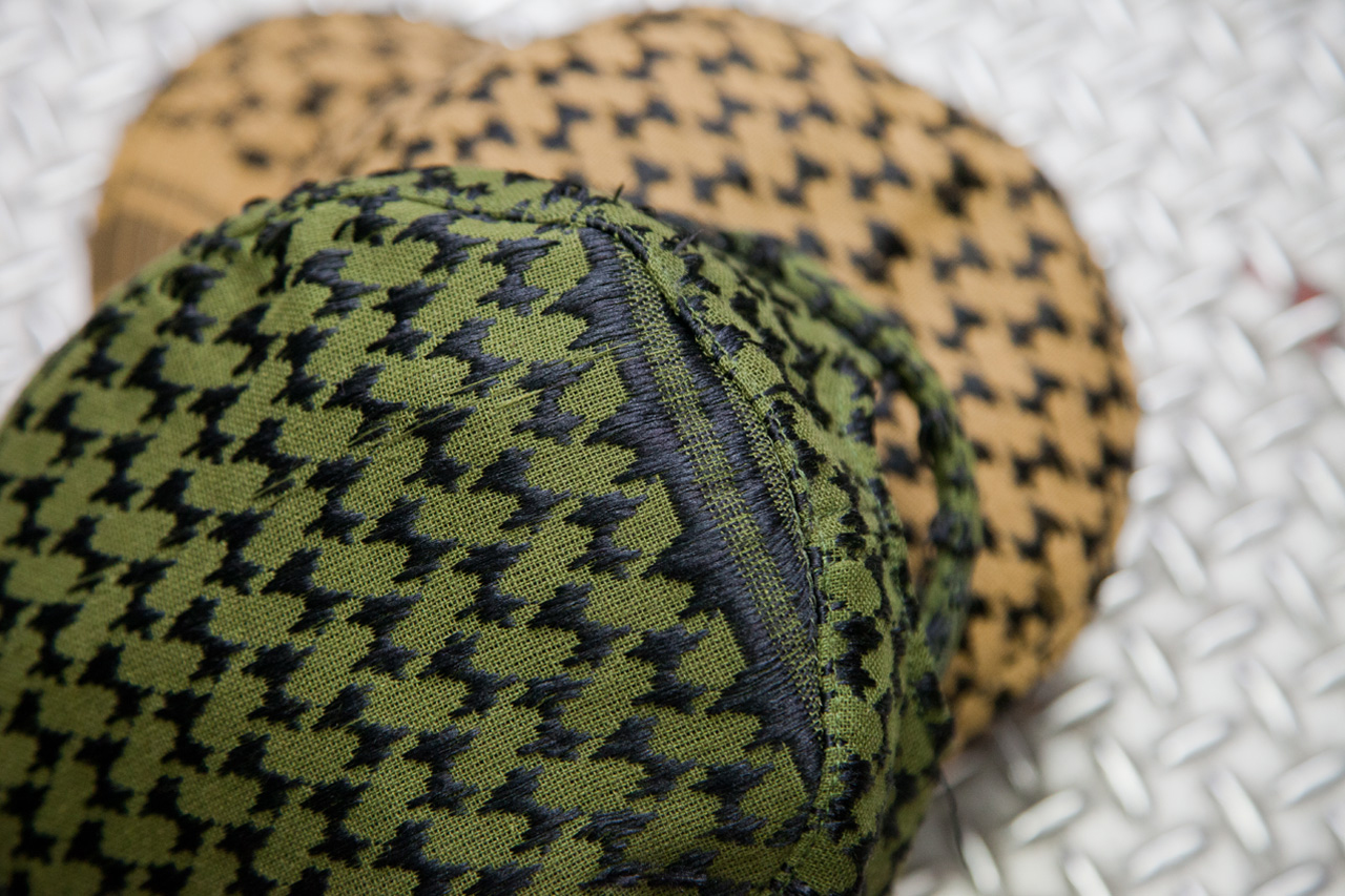 N.S.B.Q. 2012 Fall/Winter Knitted Military Cap