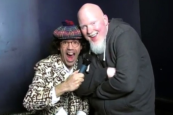 Nardwuar vs. Brother Ali
