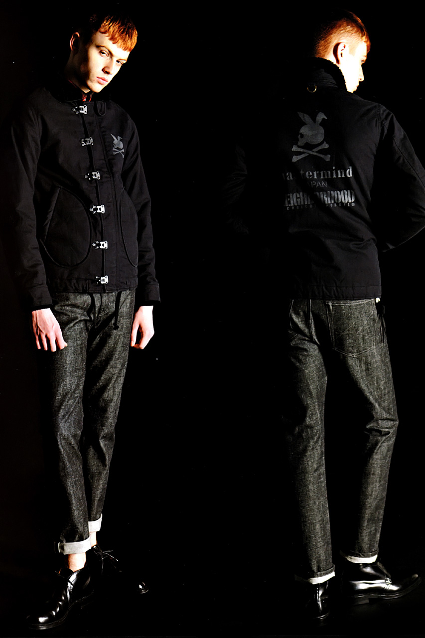 neighborhood x mastermind japan 2012 fall winter collection part 3