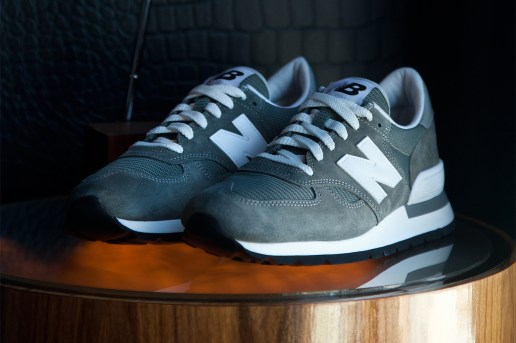 "New Balance 30th Anniversary Reissue ""Made in USA"" 990"