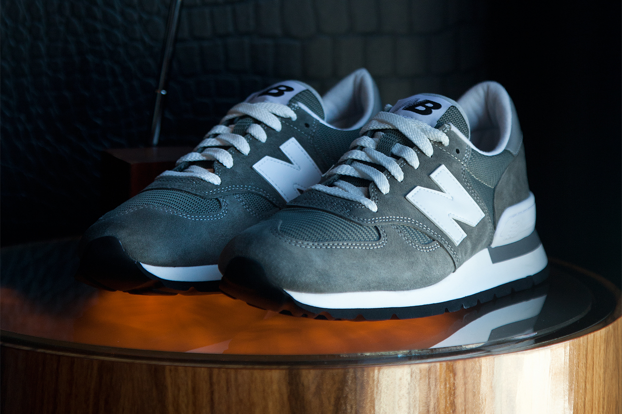 """New Balance 30th Anniversary Reissue """"Made in USA"""" 990"""
