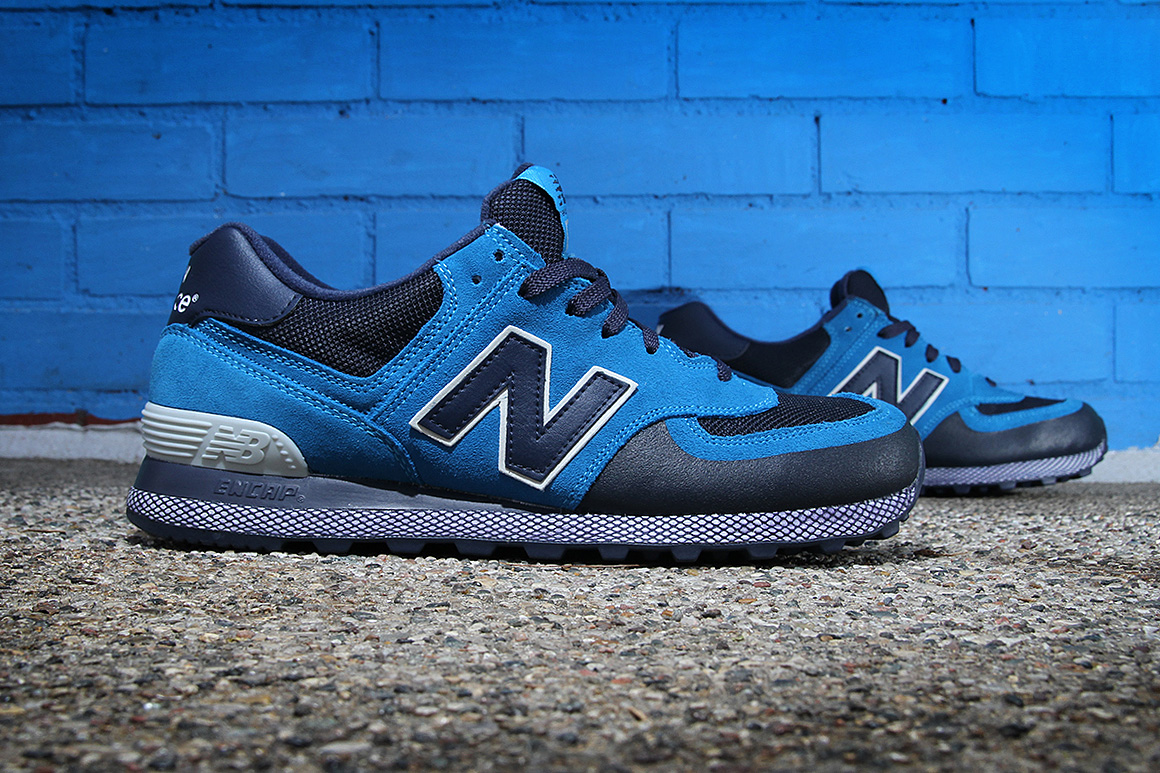 New Balance 574 Blue/Navy