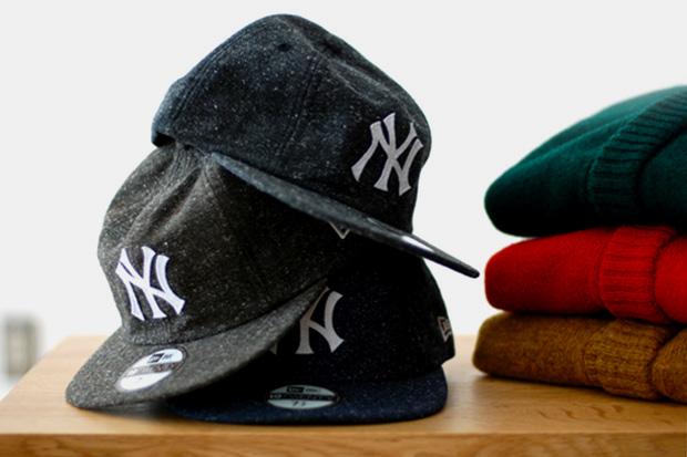 New Era 8-Panel 18TWENTY NEP H-BONE NY YANKEES Hats