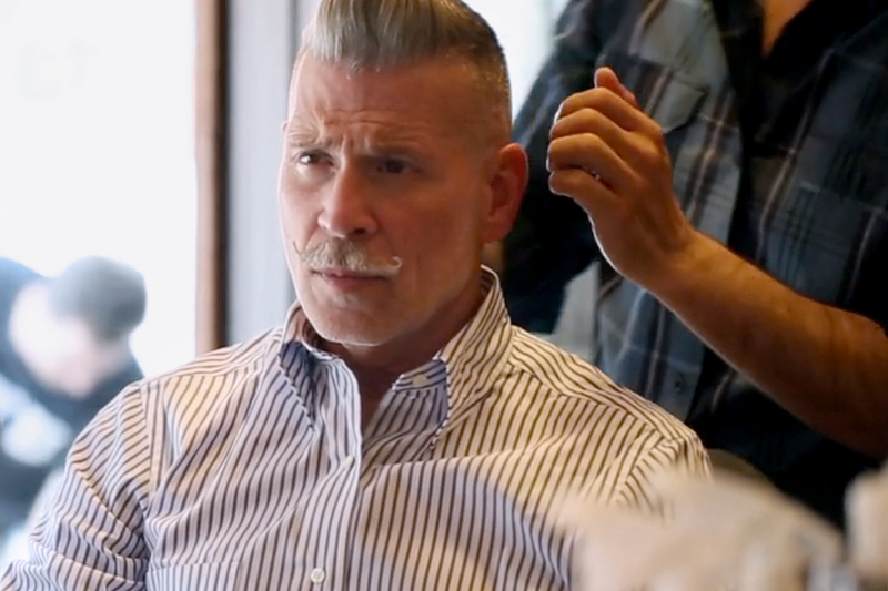 "Nick Wooster for Dockers Men of Style ""Get Dressed Like You Mean It"" Video"