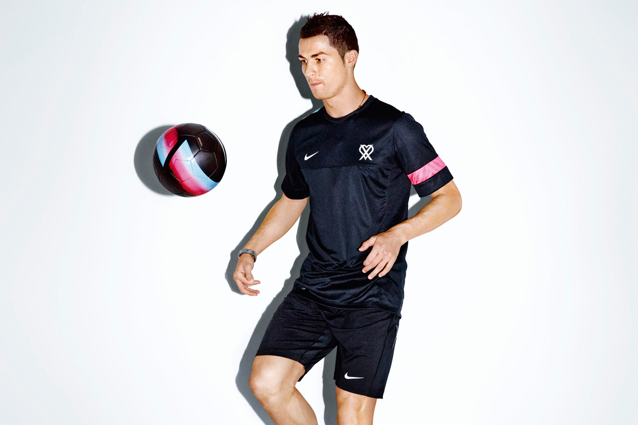 nike 2012 fall winter cristiano ronaldo cr7 signature collection