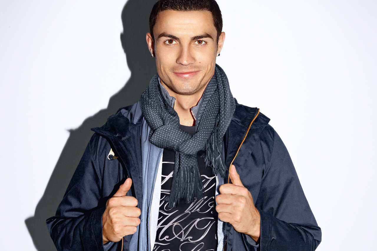 Nike 2012 Fall/Winter Cristiano Ronaldo CR7 Signature Collection