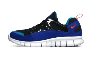 Nike 2013 Free Huarache Light BLACK/TEAM-ORANGE/CONCORD