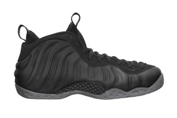 "Nike Air Foamposite One ""Stealth"""