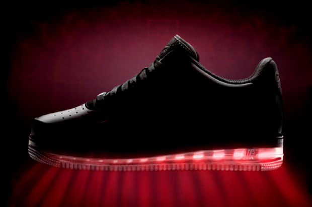 "Nike Air Force 1 30th Anniversary ""Black Friday"" Edition"