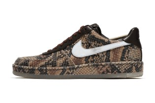 "Nike Air Force 1 XXX Downtown ""Python"""