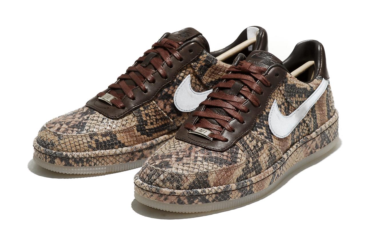 "Nike Air Force 1 XXX Downtown ""Python"""