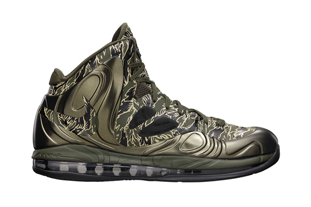 "Nike Air Max Hyperposite ""Tiger Camo"""