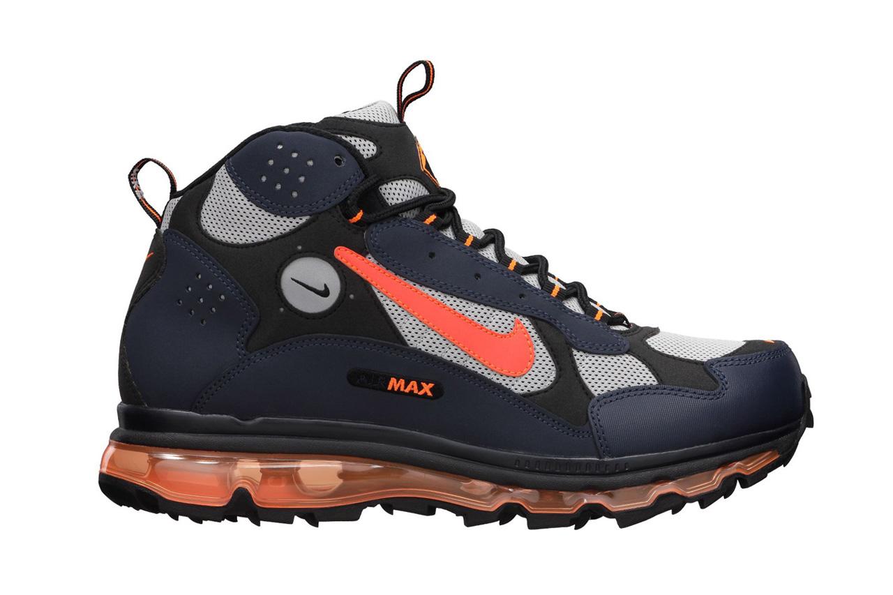 "Nike Air Max Terra Sertig ""Dark Obsidian/Total Orange"""