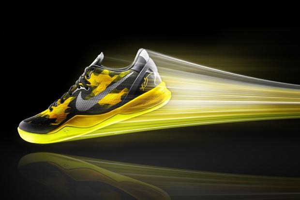 Nike Debuts the KOBE 8 SYSTEM