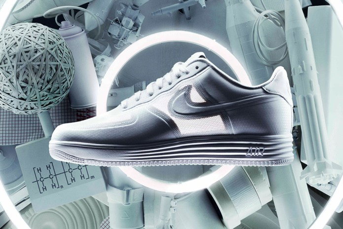 The Nike Lunar Force 1 Continues with Nike's Air Force 1 30th Anniversary