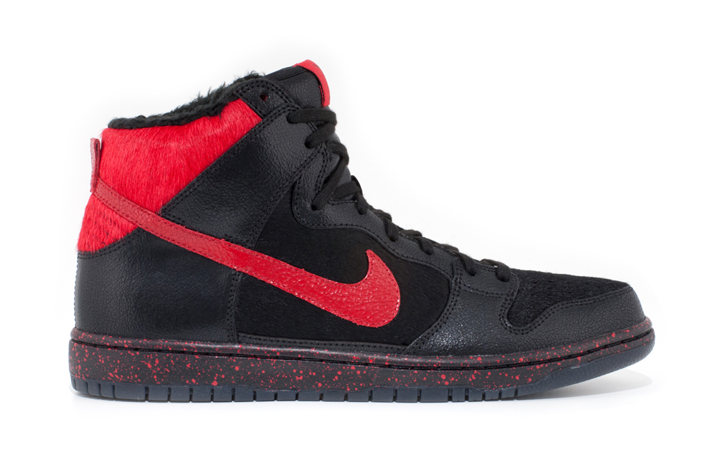 Nike SB 2012 Holiday Krampus Collection