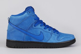 "Nike SB Dunk High Pro ""Game Royal/Black"""