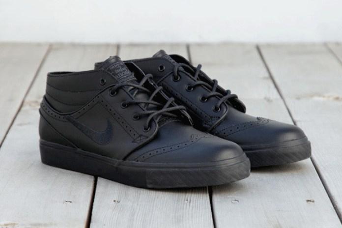 "Nike SB Zoom Stefan Janoski ""Black Brogue"""