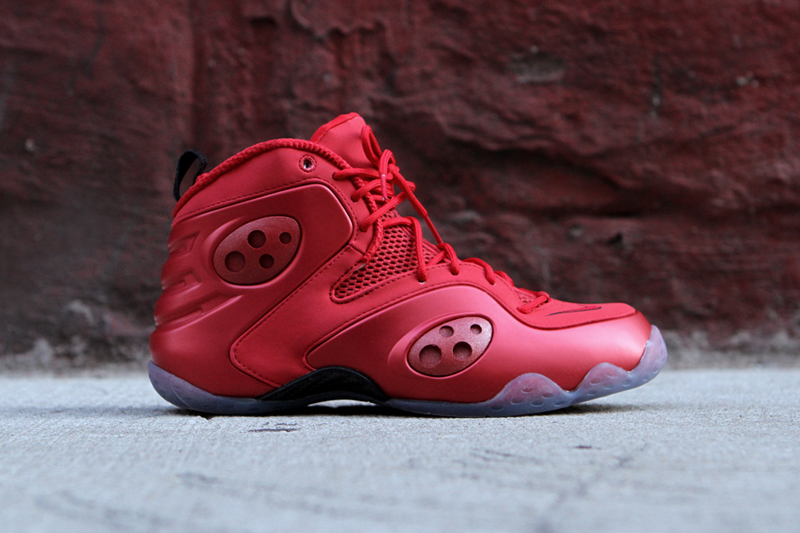 "Nike Zoom Rookie LWP ""Matte Red"""