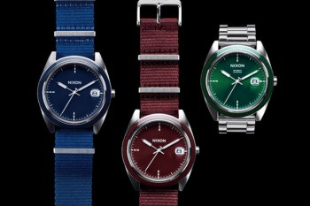 Nixon x Barneys 2012 Holiday Exclusive Watch Collection
