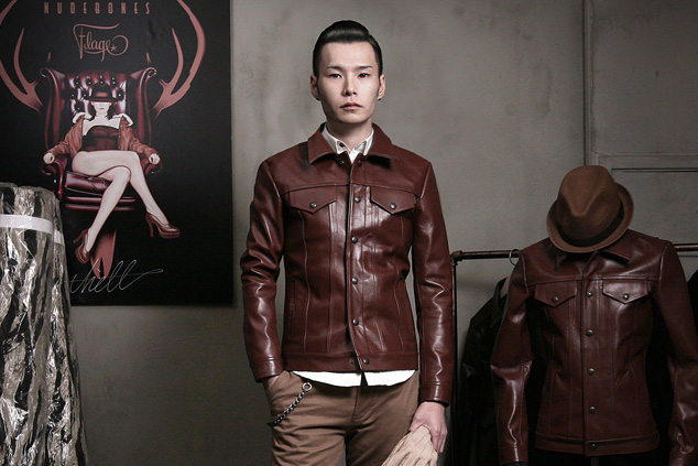 Nudebones 2012 Fall/Winter Collection