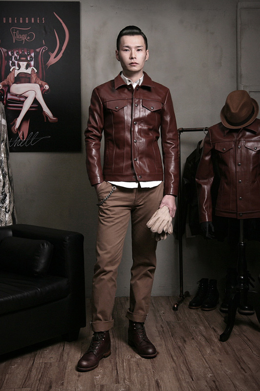 nudebones 2012 fall winter collection