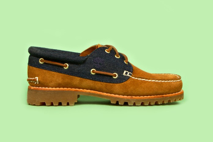 Opening Ceremony x Timberland 2012 Fall/Winter Footwear