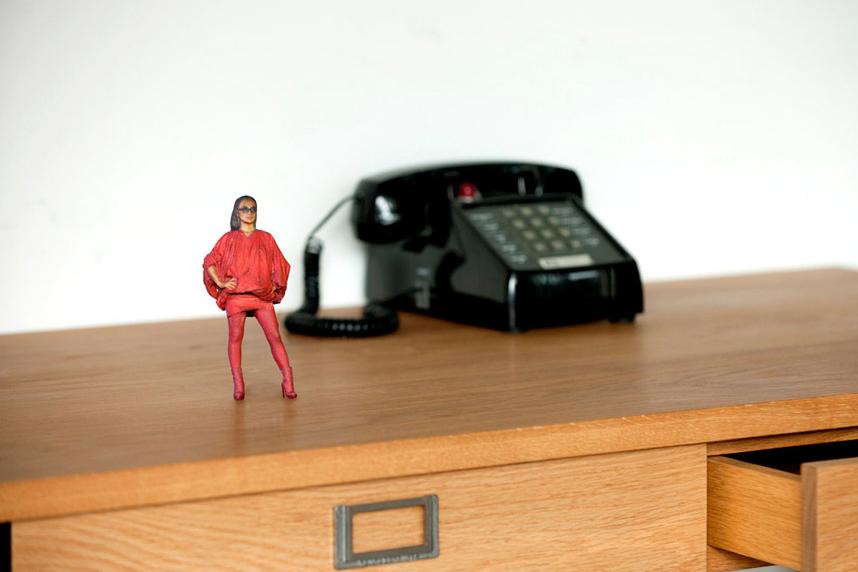 Omote 3D Photo Booth Creates Life-Like Miniature Replicas