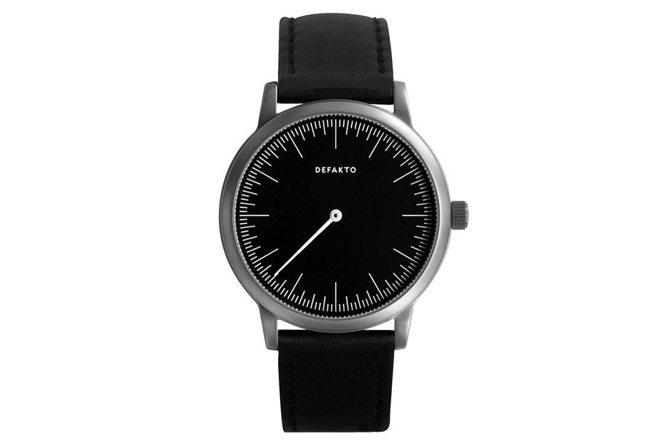 One Handed Defakto Watches