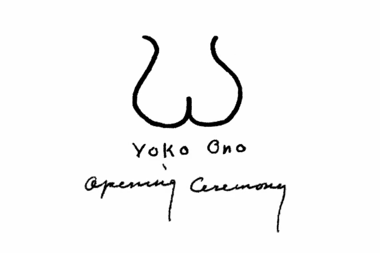 """Opening Ceremony Presents An Animation of Yoko Ono's """"Fashions for Men"""""""