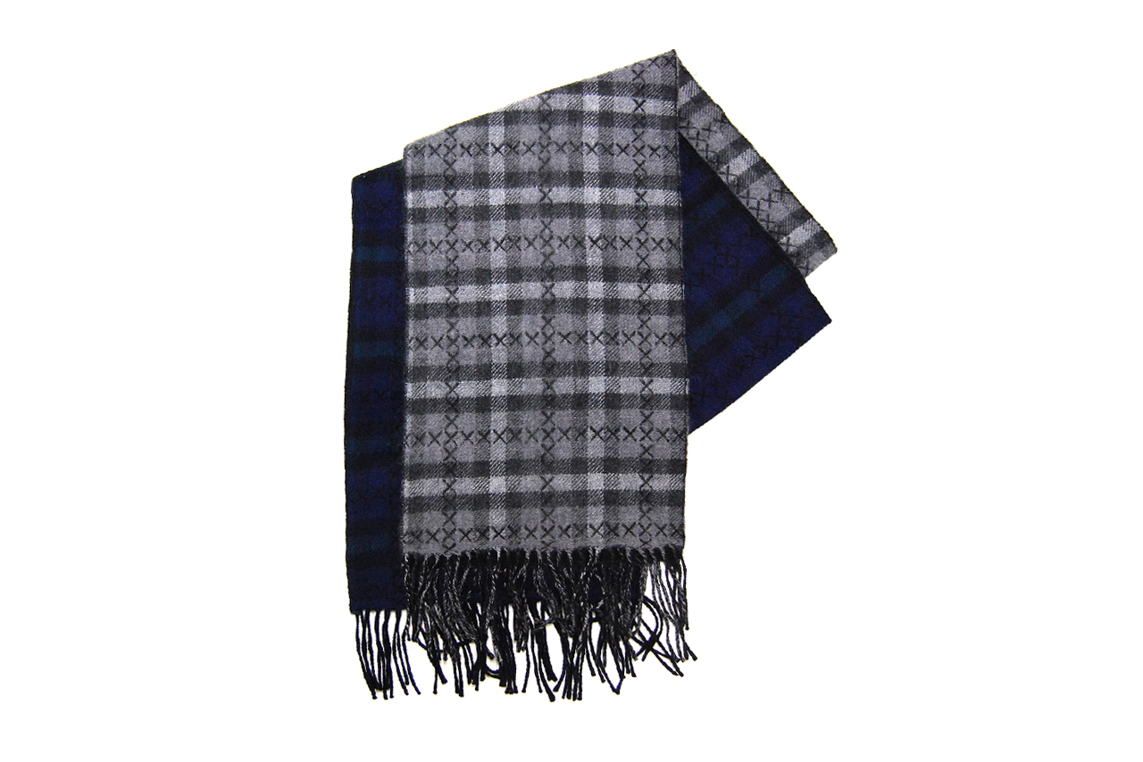 originalfake 2012 fall winter plaid scarf