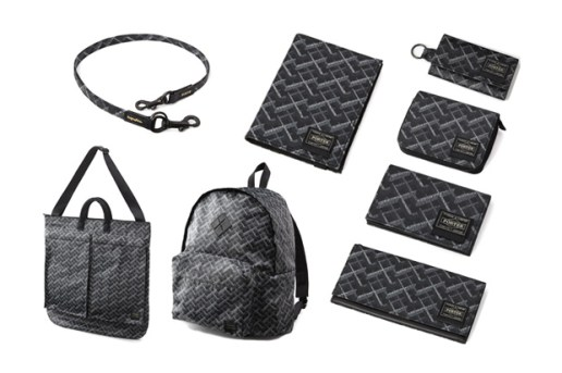 OriginalFake x Porter 2012 Fall/Winter Collection