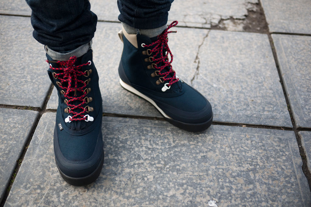 Patta x KangaROOS 2012 Winter PxK Woodhollow
