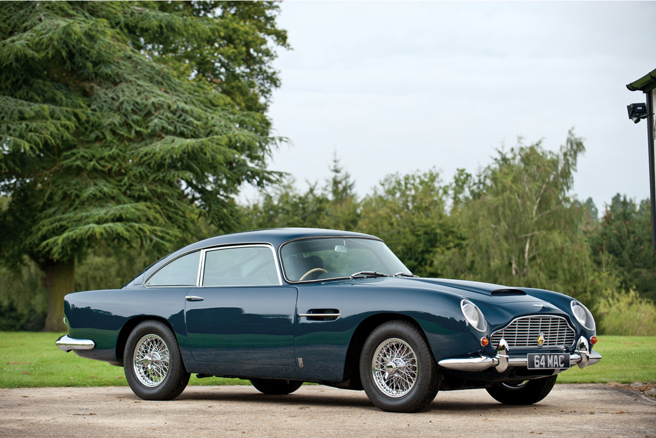 Paul McCartney's Aston Martin Sells for $495,000 USD