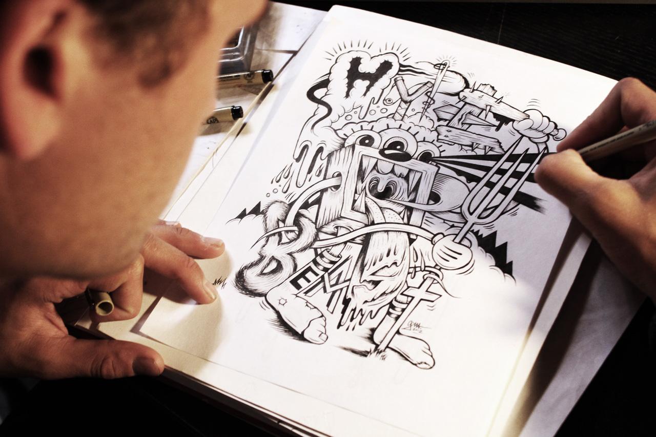 Pen & Paper: GREG MIKE