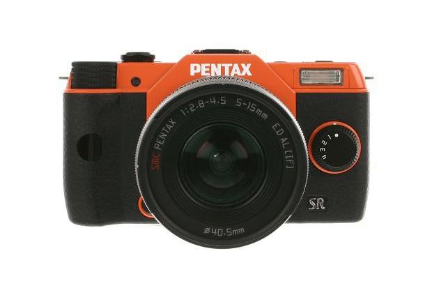Pentax Q10 Camera