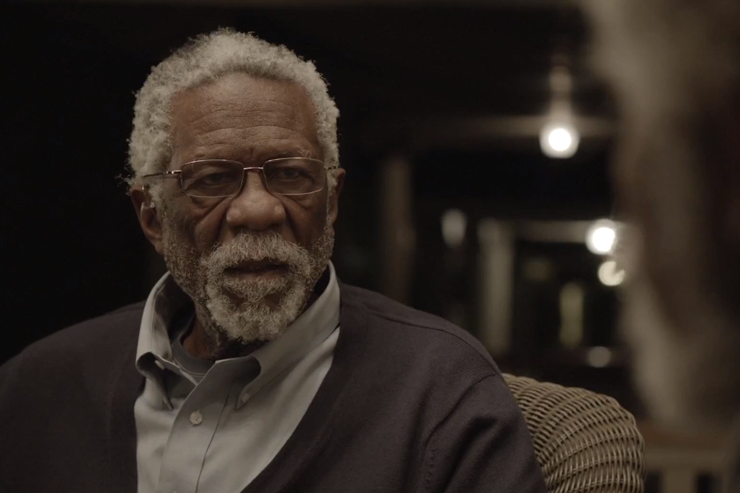 """Kyrie Irving's """"Uncle Drew"""" is Joined by Kevin Love and Bill Russell for Another Game of Pick-Up"""