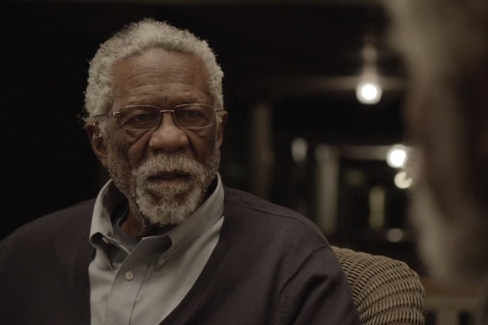 "Kyrie Irving's ""Uncle Drew"" is Joined by Kevin Love and Bill Russell for Another Game of Pick-Up"