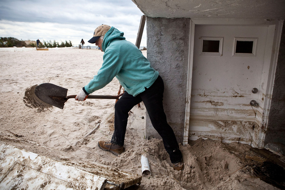 Picking Up the Pieces in the Aftermath of Hurricane Sandy