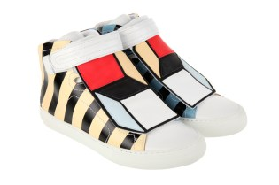 "Pierre Hardy ""Cubicorama"" Sneakers"