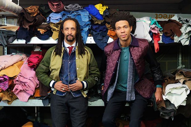 Lavenham x Casely-Hayford x H by Harris Interview